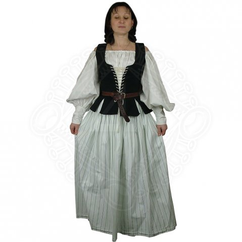 Pitcher lady costume
