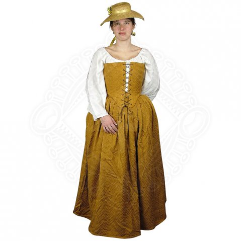 Dress, American civil war