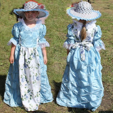 Children dress Amelia