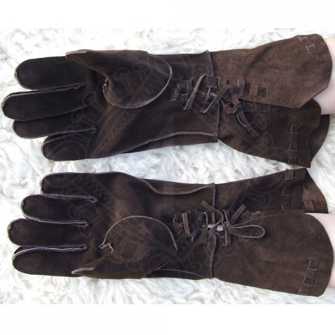 Deluxe Leather Gloves Renaissance