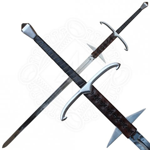 Medieval two-hand-sword Remardus II, class B