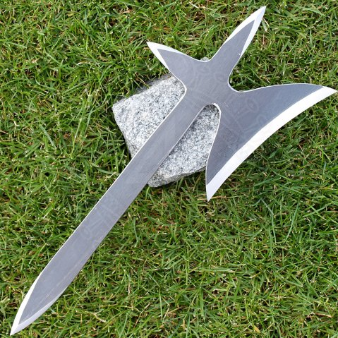 Steel Throwing Axe