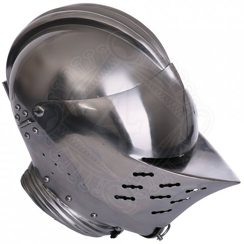 Tudor 16 cen close helmet Armet