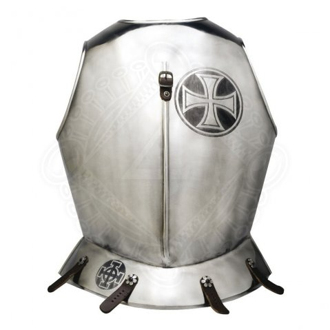 Breastplate with TEMPLAR CROSSES