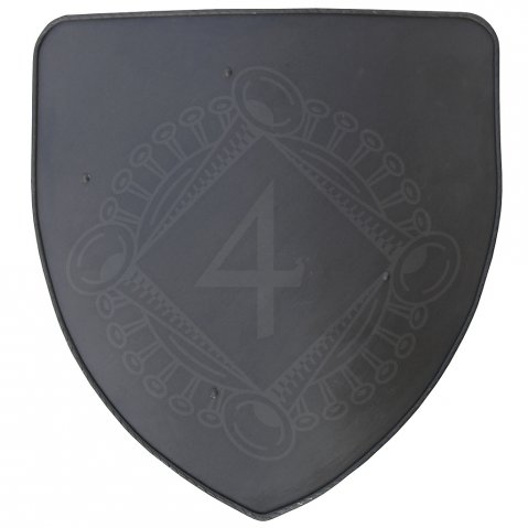 Battle ready shield
