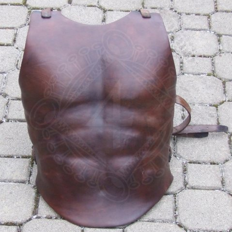 Anatomical breast plate Gladiator