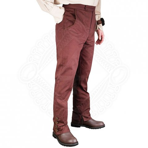 Steampunk man trousers - celarance sale, size S