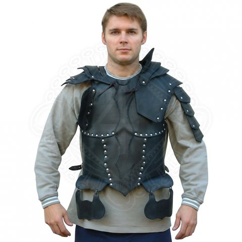 Fantasy leather armor
