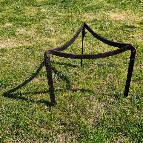 Forged Stand for 50-80cm Fire Bowls
