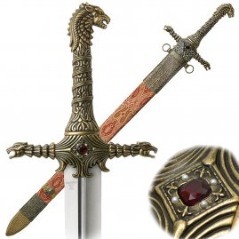 Game Of Thrones - Scabbard for Oathkeeper Sword