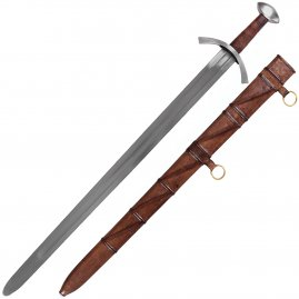 St. Maurice Sword, 13th C., practical blunt, Class C