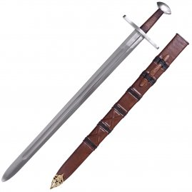 Late Viking Era Sword with scabbard, Class C