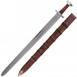 Viking Temple Sword with scabbard, Class C