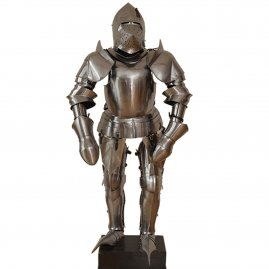 French Medieval Armour, 13th cen.