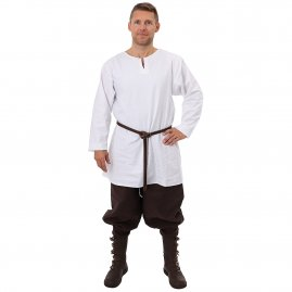 Simple Viking men's robe Roar