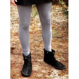 Medieval Tights Man grey