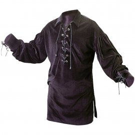 Laced Medieval Shirt