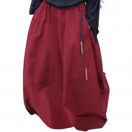 Wide flare Middle Ages Skirt