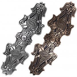 Viking Equal Armed Brooch Birka