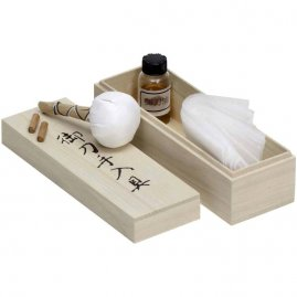 Maintenance kit for Samurai swords