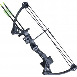 Compound Bow Set, 25 lbs