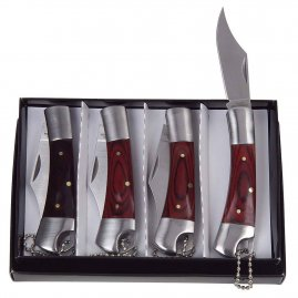 Pocketknife blade from 420 stainless steel