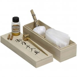 Maintenance kit for traditional Samurai swords