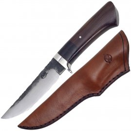 Citadel Trapper knife with sheath