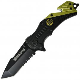 Zombie Dead Rescue Knife