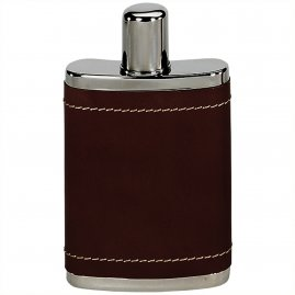 Luxury Hip flask with snorter cap