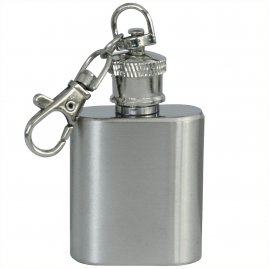 Mini Hip flask keychain