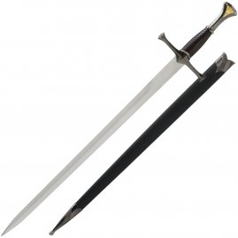 Elven sword with scabbard