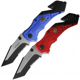 Rescue Folding Pocket Knife Haller VI