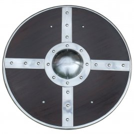Round battle shield 56cm