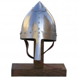 Conical helmet, 12th century