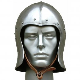 Transition form: Barbute / sallet