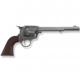 Decorative Cavalry Revolver Colt 45 Peacemaker 31,5 cm