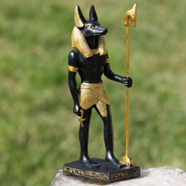 Anup | Anubis God of hope, statuette