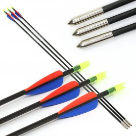 Carbon Arrow Dark Fire Strong 32