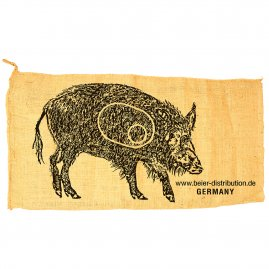 Archery Shooting Bag Wild Boar
