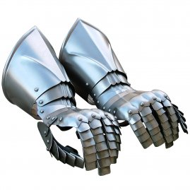 Pair of gauntlets Dagonet