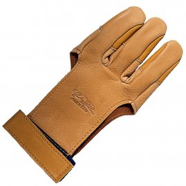 Deerskin Shooting Archery Glove