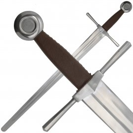 Sword with a disk pommel, Class D