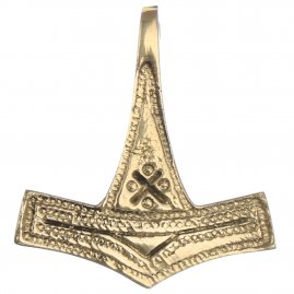 Pendant Thorshammer, 41 mm