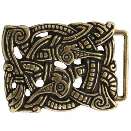 "Belt Buckle ""Mythical creatures"""