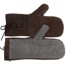 Chain Mail Mittens