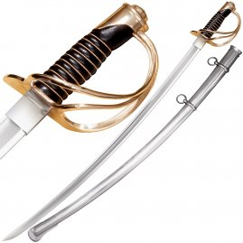 US 1860 Heavy Cavalry Saber
