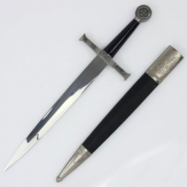 Decorative Templar dagger