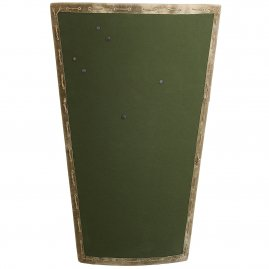Heavy infantry shield, so called. War-Door shield