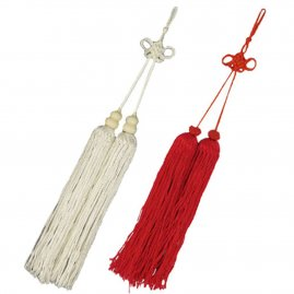 Taiji and Gongfu Sword Tassel